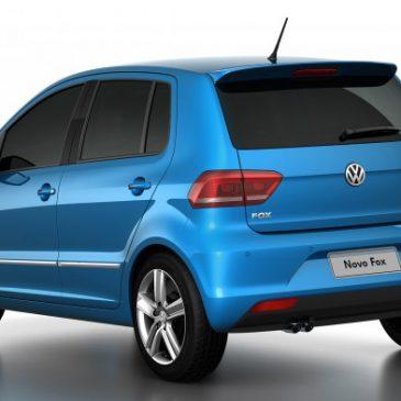 Volkswagen lança Fox 2016 com CarPlay e Android Auto no Brasil